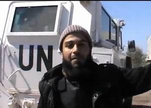 Golan'da 20 BM Barış Gücü Askeri Esir Alındı (VİDEO)