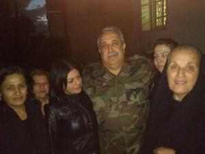 CHP Heyeti Şama Şebbiha Kurtarmak İçin Gitmiş