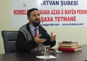 Tatvan'da Adalet Bilinci Semineri Yapıldı.