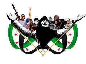 Özgür Suriye İçin Bu Akşam Bayrampaşadayız