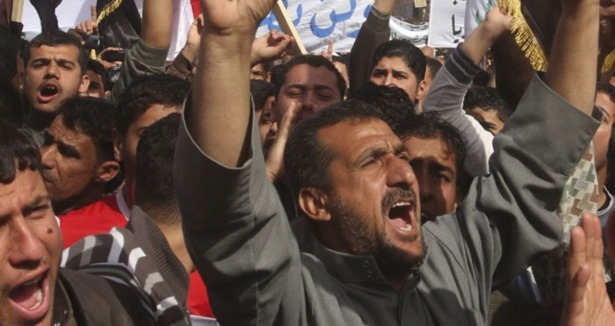Iraklı Muhalif Lider Evinin Önünde İnfaz Edildi