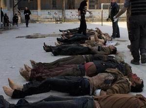 Suriye'de Nehir Katliamında Bilanço Yükseliyor