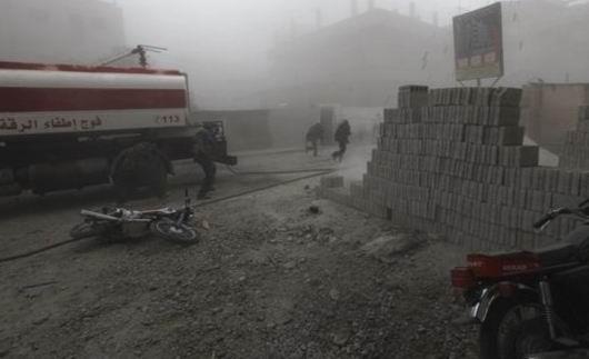 Salı Günü 77 Suriyeli Hayatını Kaybetti