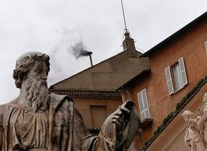 Papa İkinci Oturumda da Seçilemedi