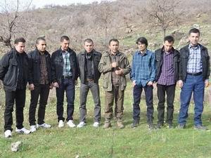 PKK, Elindeki Rehineleri Teslim Etti