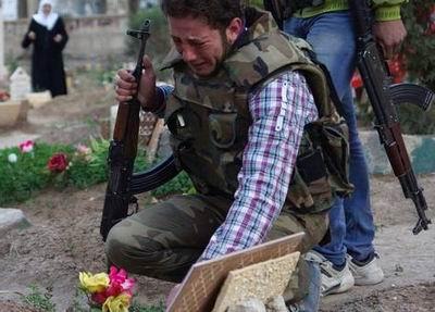 Rejimin Devrilmemiş Olması Suriye Halkının Suçu mu?
