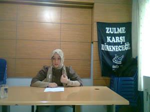 Bursada Liseli Öğrenciler Hz. Haceri Konuştu