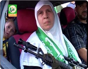 Filistinin Hansası Ummu Nidal Vefat Etti
