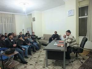 Tatvanda ''Halepçe Şehitlerini Anma Programı