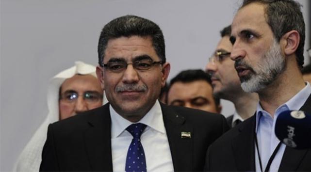 Suriyeli Muhalifler Hito'yu Başkan Seçti