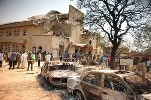 Nijeryada Bombalı Saldırı: 41 Ölü
