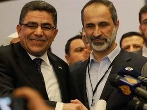 Özgür Suriye Geçici Hükümeti ve Direnişin Tutumu