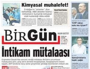 AK Parti Karşıtlığından Ergenekon İttifakına!