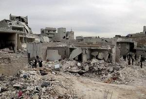 Esed, Halkı Misket Bombasıyla Vurdu