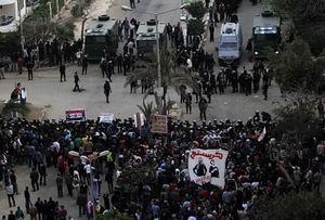 Muhammed Mursinin Evi Kuşatıldı