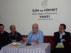 Türkmen Ortadoğu İntifadalarını Anlattı