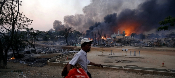 Myanmarda Müslümanlara Yönelik Şiddet Artıyor