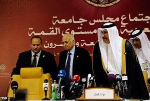 Arap Birliğinden Suriye Bildirisi