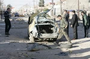 Irakta Patlama: 4 Ölü, 21 Yaralı