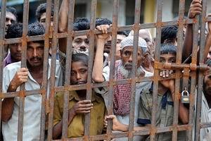 Myanmarda Katliam Sürüyor