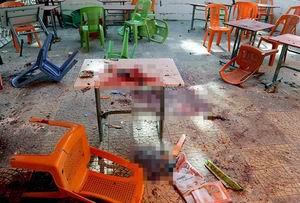 Şam Üniversitesine Saldırı