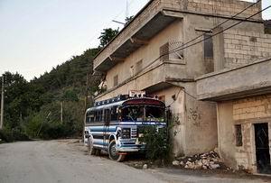 Hamada Yolcu Otobüsü Kaçırıldı