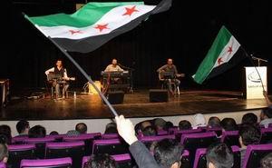 Trabzon'da Suriye İntifadasıyla Dayanışma Gecesi