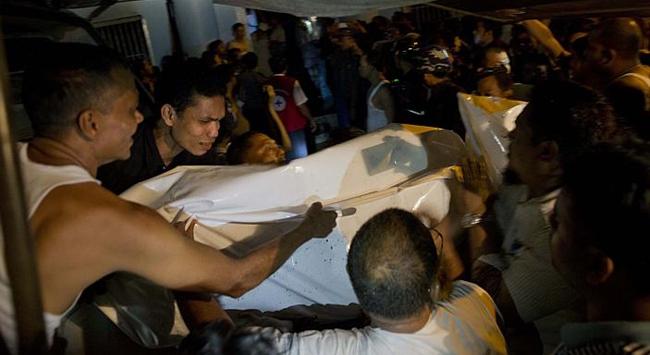 Arakan'da Camide Yangın: 13 Çocuk Öldü