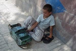 Türkiye'de 893 Bin Çocuk Çalışıyor