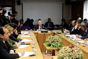 Araştırma Komisyonu Gazetecileri Dinledi