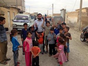 Amasyadan Yola Çıkan 2 Tır Suriyeye Ulaştı