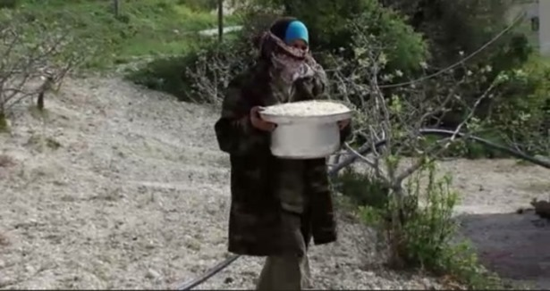 Suriye Direnişçilerin Aşçı Annesi