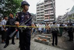 Müslüman ve Budistler Arasında Kavga: 8 Ölü
