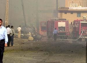 Irak'ta Seçim Bürosuna Bombalı Saldırı