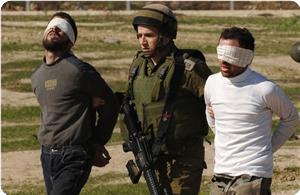 İşgal Güçleri Bir Haftada 77 Filistinliyi Tutukladı