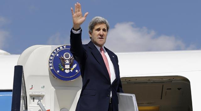 Kerry: Kimyasal Silah Kullanıldığı Kanıtlanmıştır