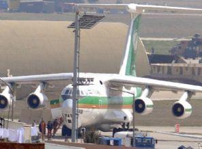 Irak, Suriyeye Giden İran Uçağını İndirdi