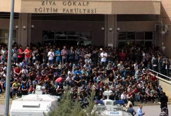 Dicle'de Mustazaf-Der'li Öğrencilere Saldırı!