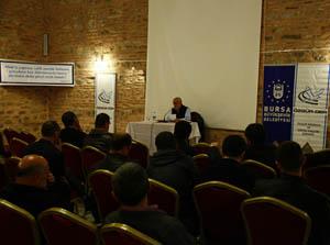 Bursa'da Libya İzlenimleri Konuşuldu