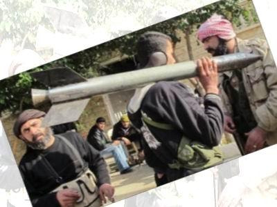 Libya, Direnişçilerin En Büyük Silah Tedarikçisi