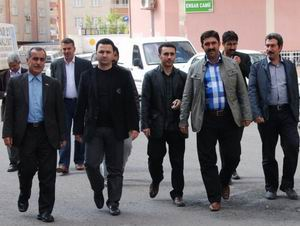 49 Kurumdan BDP ve HÜDA-PAR'a Ziyaret!