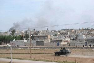 Esed Güçleri Havadan Katliamlarını Sürdürüyor