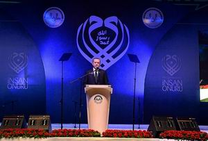Erdoğan: Irkçılığın Dili Ebu Cehillerin Dilidir