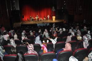 """Diyarbakır'da """"Suriye Direnişi"""" Programı Yapıldı"""