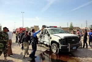 Irakta Bomba Yüklü Araçlarla Saldırı