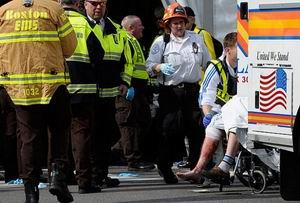 Amerikada Boston Maratonunda İki Ayrı Patlama