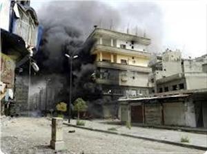 Suriyede 5 Filistinli Mülteci Şehit Oldu