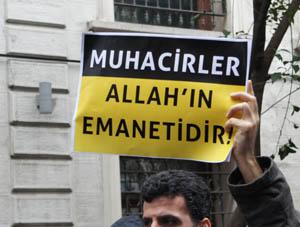 Özgür-Der: Ussen Chilmanov Sınırdışı Edilmesin!