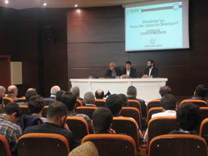 Ortadoğuyu Nasıl Bir Gelecek Bekliyor? Paneli