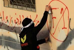 Bahreynliler Formula 1i Protesto Ediyor